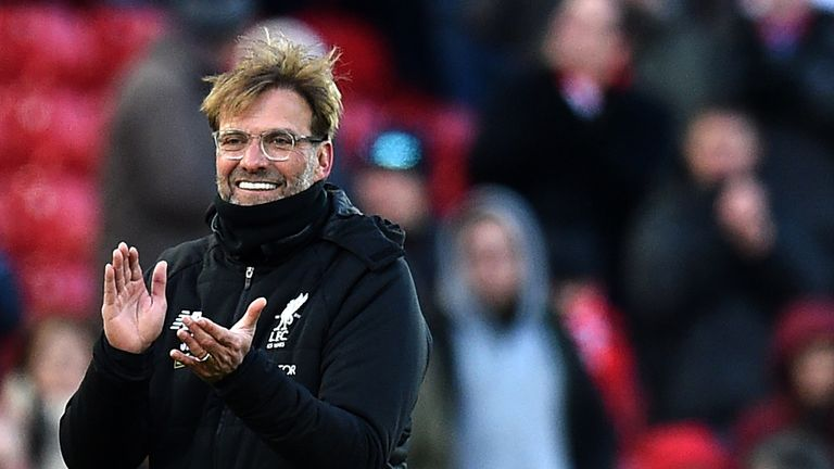 Klopp is expecting Porto to field a strong side at Anfield