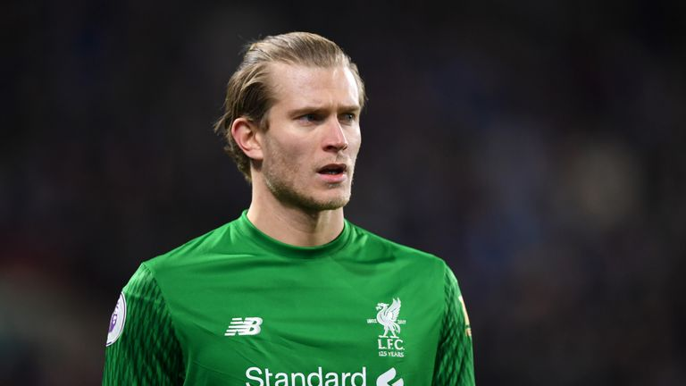 Loris Karius has established himself as Liverpool's number one in recent weeks