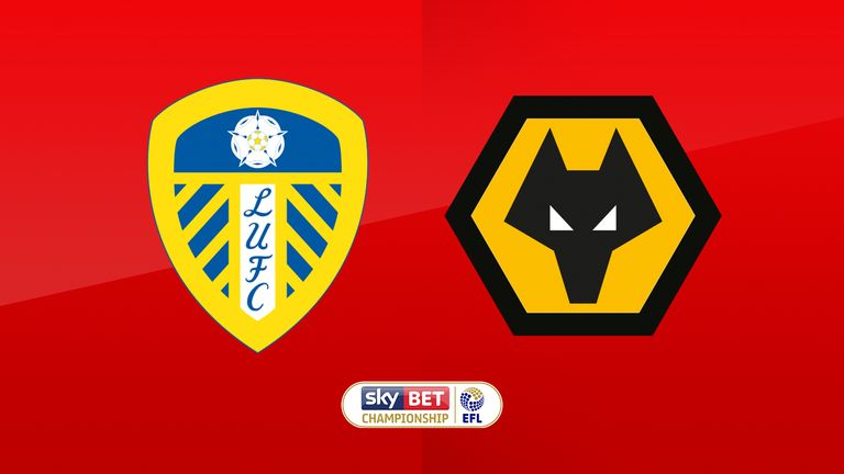Watch Leeds v Wolves live on Sky Sports Football on Wednesday