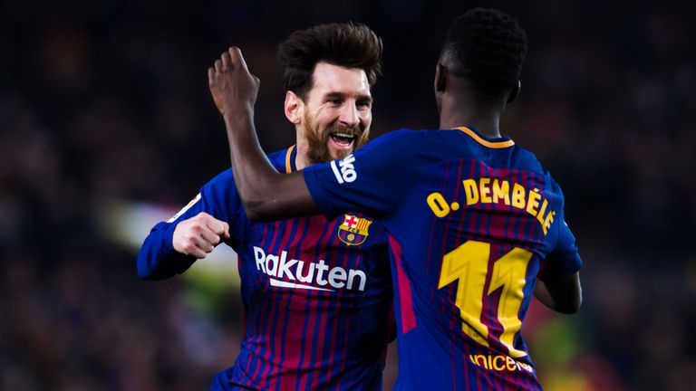 Lionel Messi often looks for his team-mate when the duo play together, says Guillem Balague