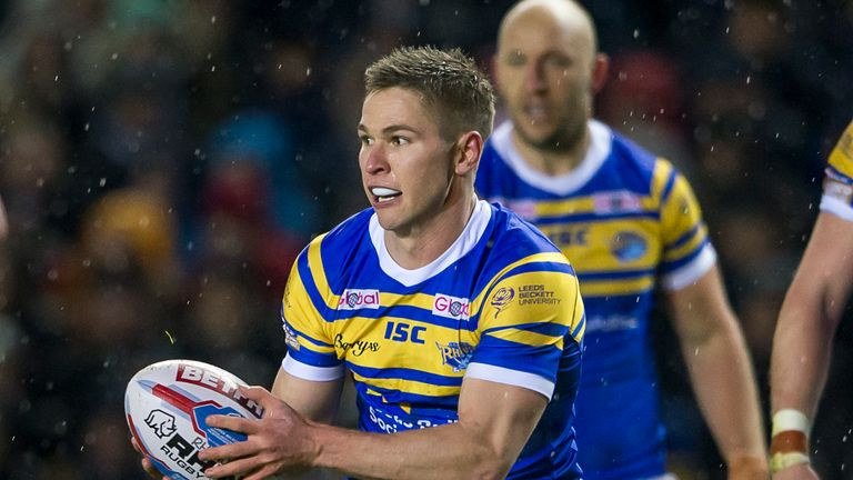 Matt Parcell and his Leeds team-mates will have another factor to deal with in a second referee