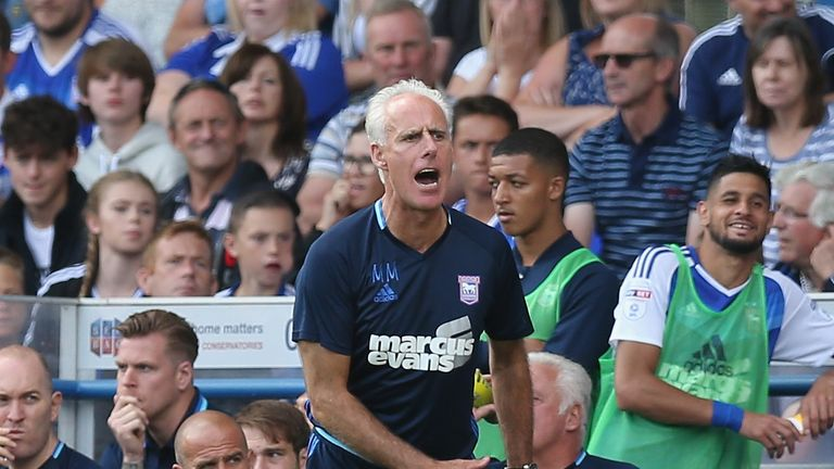 The Baggies have been linked with former Ipswich boss Mick McCarthy