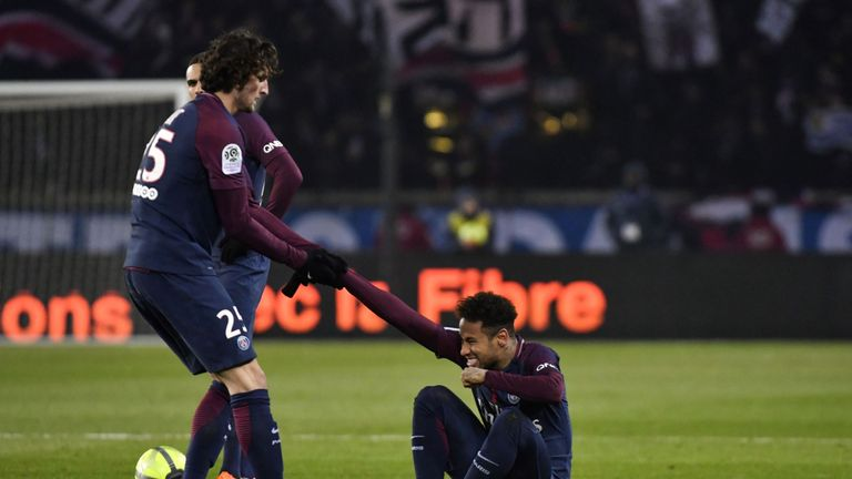 Neymar could be back in 'two to three weeks,' says Unai Emery