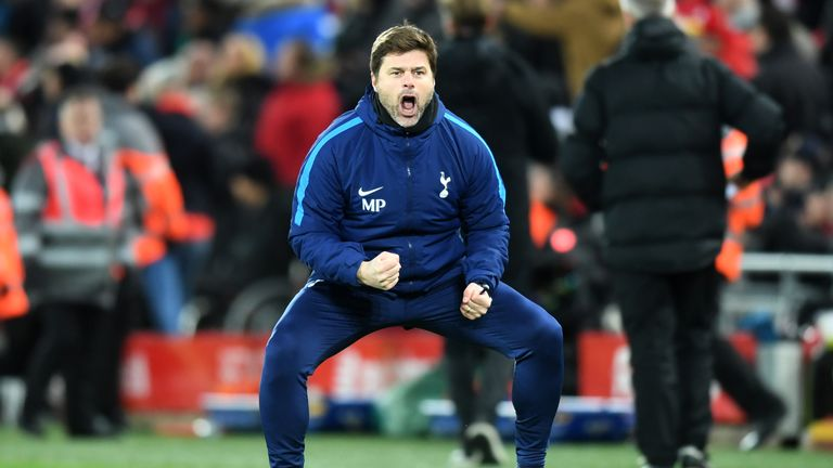 Mauricio Pochettino is prioritising the Premier League and Champions League over the FA Cup
