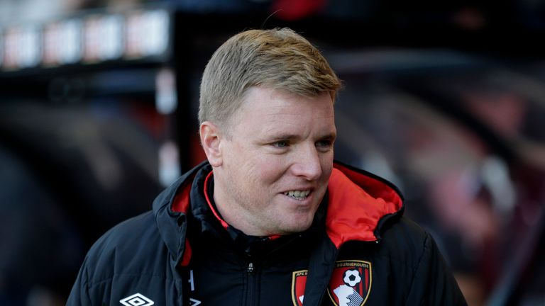 Eddie Howe has been linked to a number of big jobs in recent times