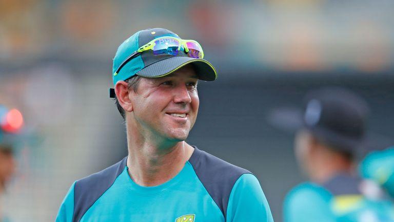 Ricky Ponting says he would like to coach Australia's Twenty20 side