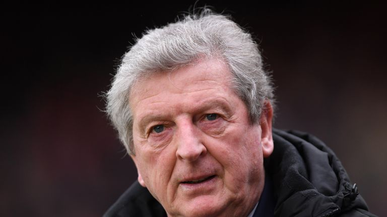 Roy Hodgson says he has not received an apology from Sam Allardyce after the Everton manager mocked his speech in 2016