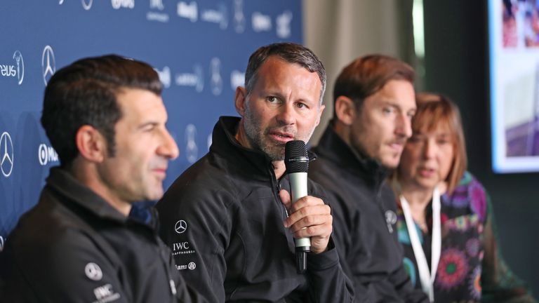 Ryan Giggs says City need more silverware to be considered as the greatest Premier League side