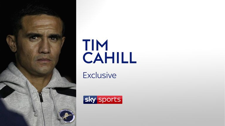 Tim Cahill reflects on a positive year at Millwall