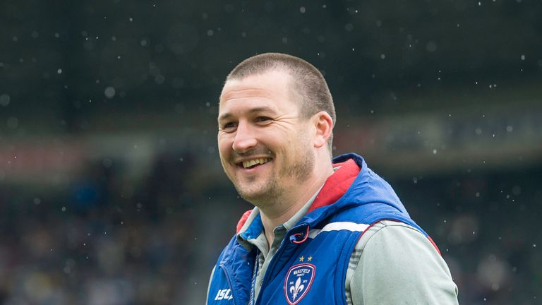 Chris Chester has extended his stay with Wakefield