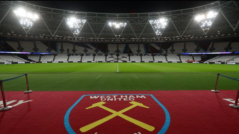 West Ham's stadium is set to stage MLB games in the summer of 2019