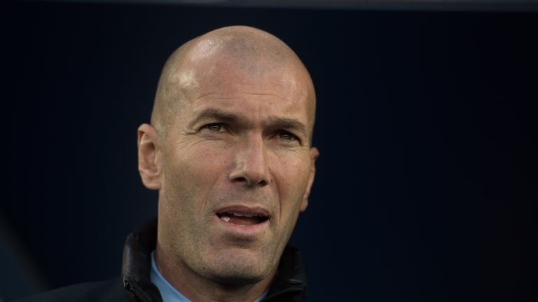 Zinedine Zidane will stay at Real Madrid next season if Hazard signs for Real, according to reports