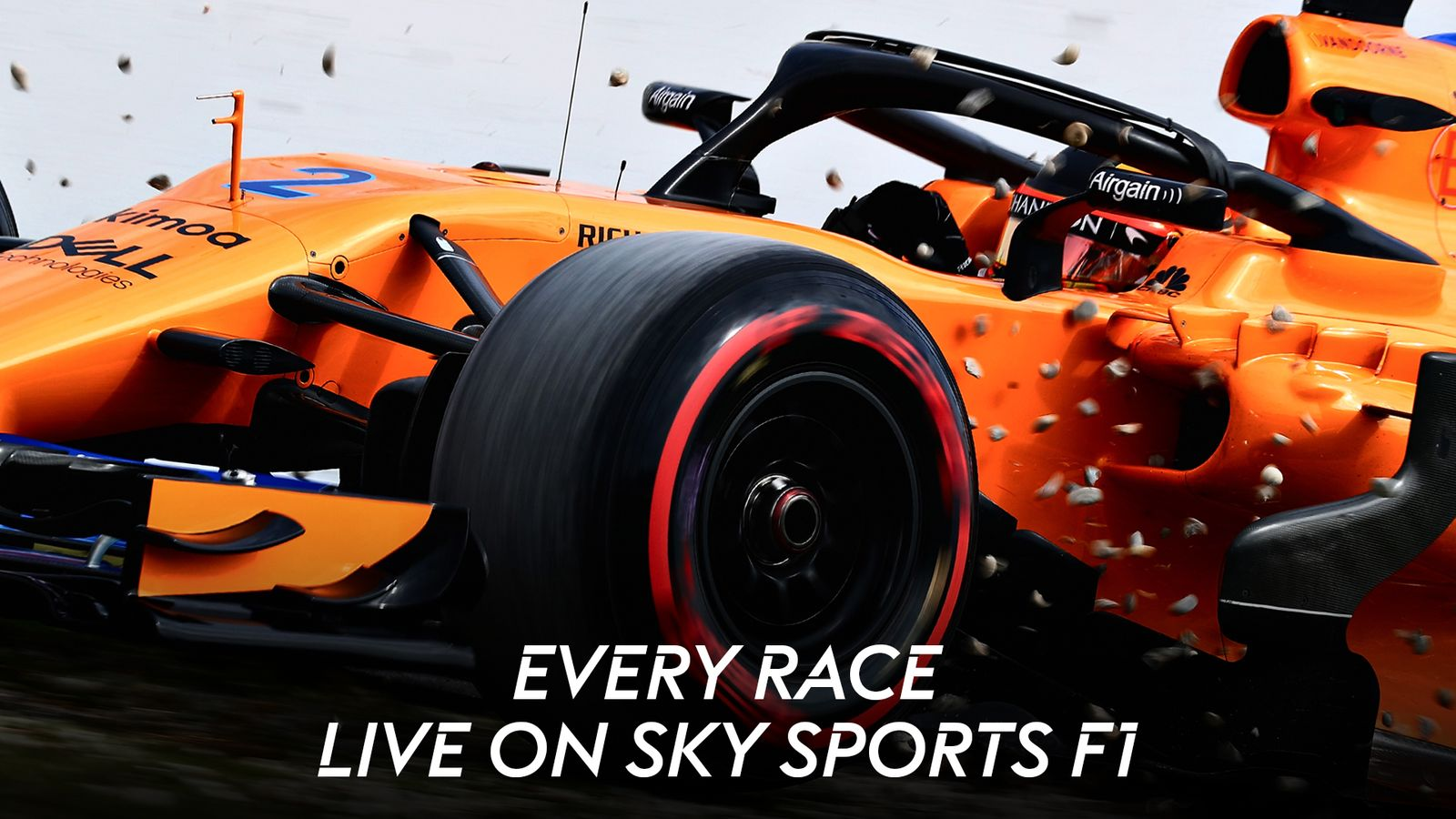 F1 in 2018: Every race and every track session live on Sky ...
