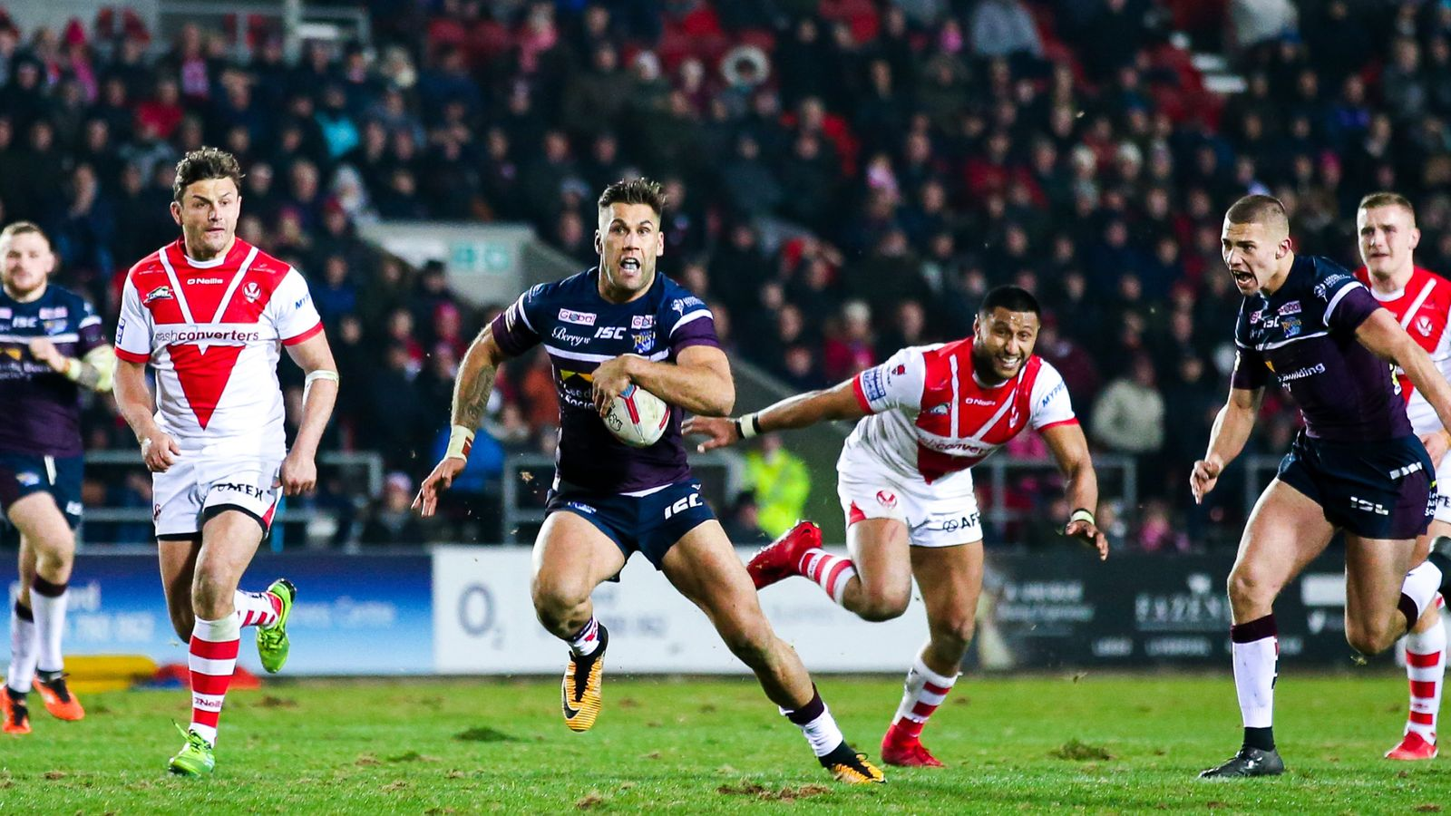 Best Of The Round Highlights From Super League And The -3114