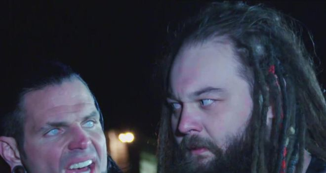 WWE Monday Night Raw: Brock Lesnar brutalises Roman Reigns