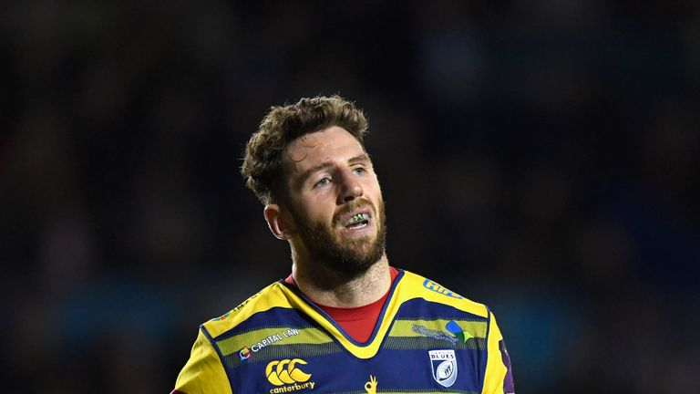 Alex Cuthbert has agreed a three-year deal with the Exeter Chiefs