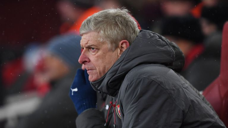 Arsene Wenger will leave Arsenal after 22 years in charge
