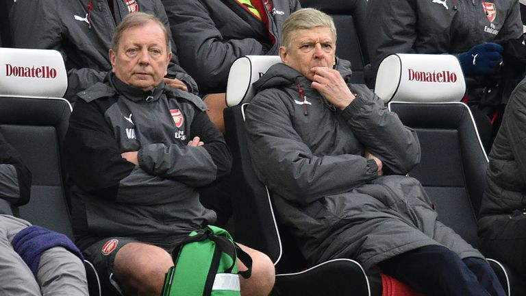 One more defeat means Arsenal's worst losing run since 1977