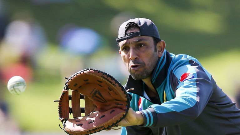 Azhar Mahmood - county cricket veteran with Kent and Surrey - is Pakistan's bowling coach