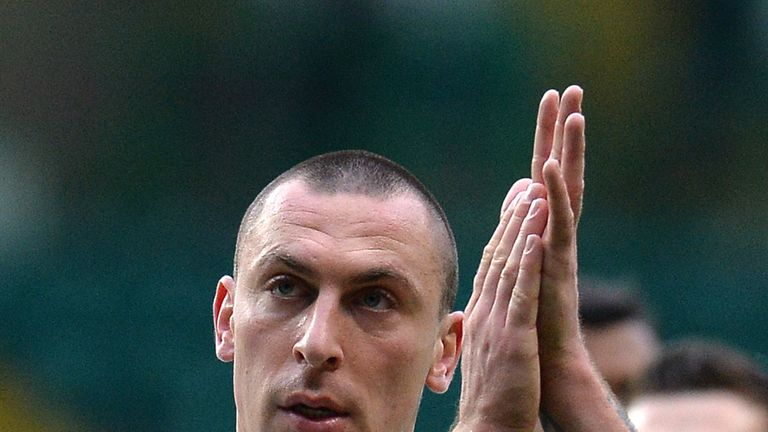Scott Brown's testimonial match will be against a Republic of Ireland XI on May 20