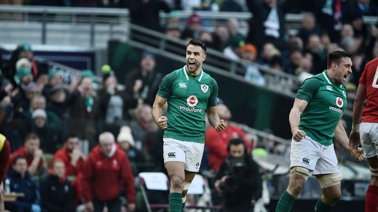 Joe Schmidt says Conor Murray is one player to have shown consistency during the Six Nations