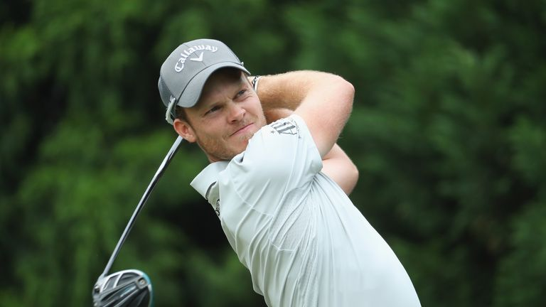 Willett is six strokes off the pace after the opening round