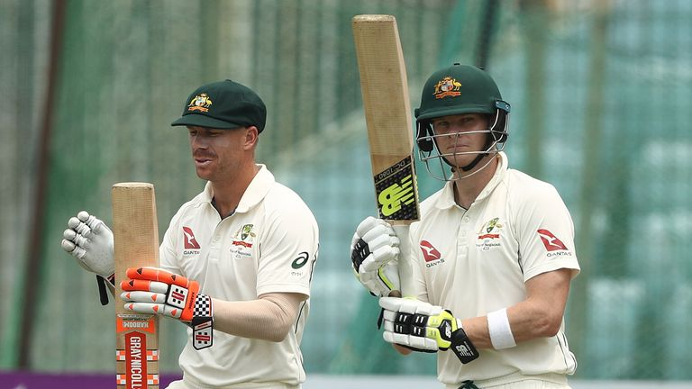 David Warner and Steve Smith will be playing cricket in Canada this month