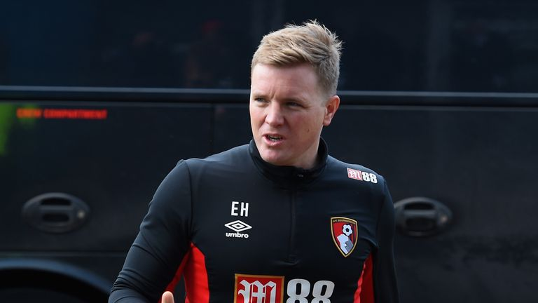Bournemouth manager Eddie Howe believes away teams do not relish coming to the Vitality Stadium