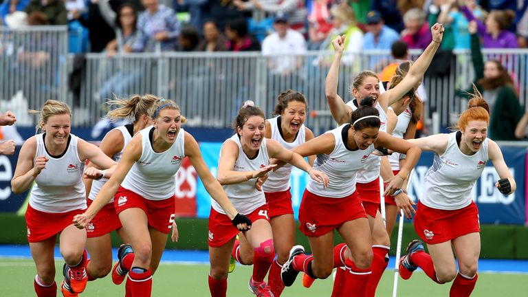 England won a silver medal in Glasgow four years ago