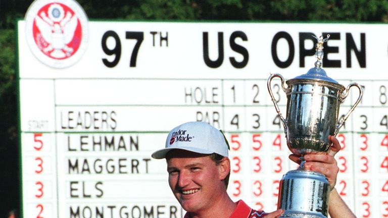 Els claimed a one-shot victory over Colin Montgomerie in 1997