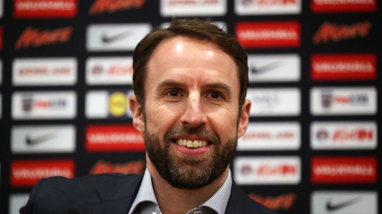 Gareth Southgate named two Burnley players in his most recent squad