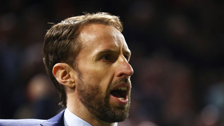 Southgate's side claimed their first win over the Netherlands since 1996