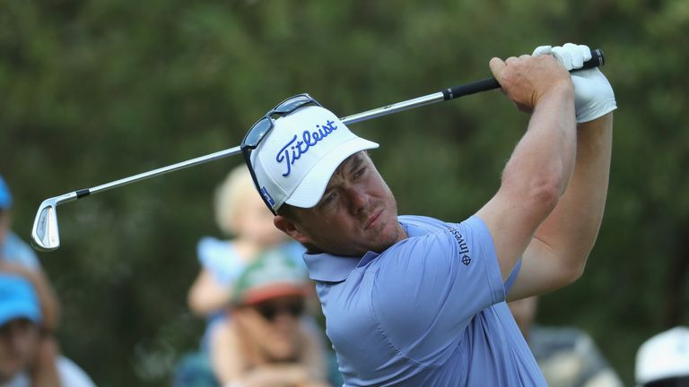 George Coetzee doubled his overnight lead in the Tshwane Open