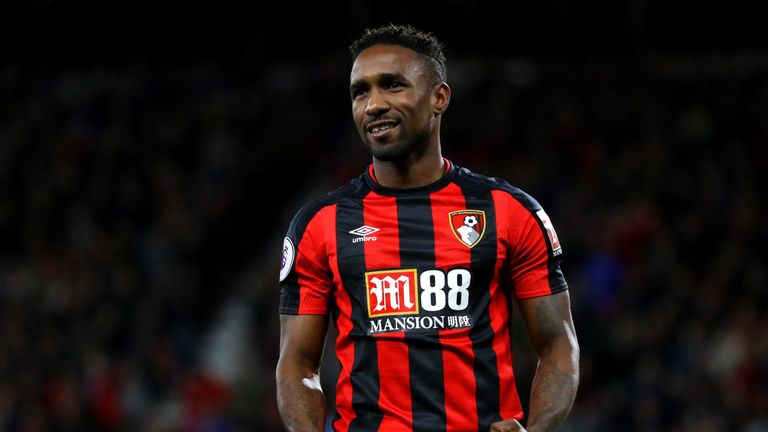 Jermain Defoe is in line to start against his former club this weekend