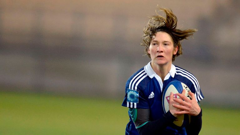 Jessy Tremouliere scored a late try to seal victory for France