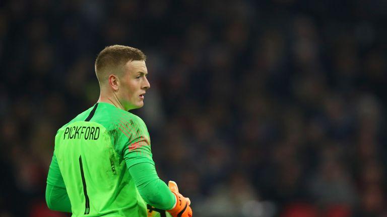 Jordan Pickford Says England Have Been Practising