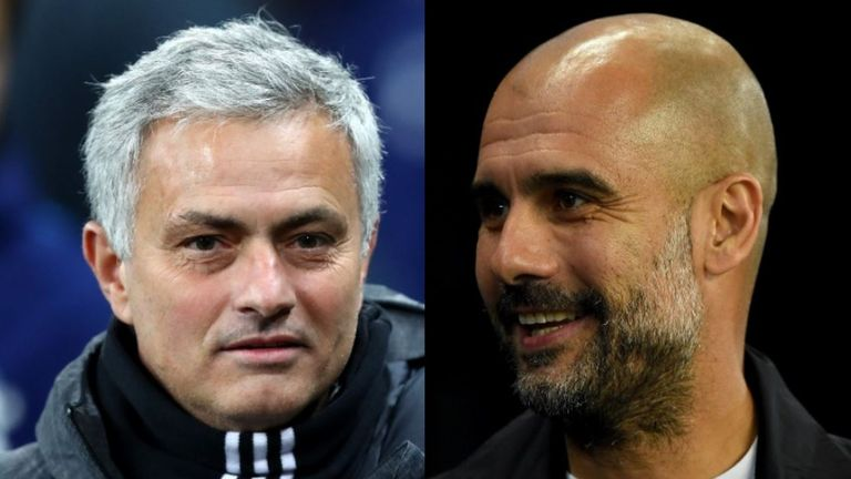 We sifted through some memorable quotes from Jose Mourinho and Pep Guardiola - but who said what?