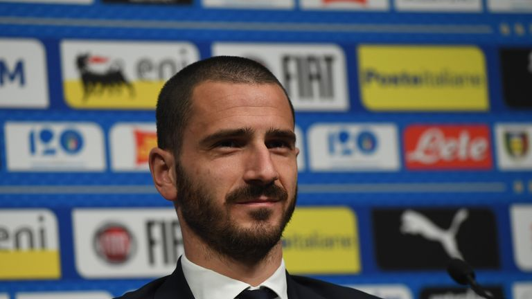 Leonardo Bonucci is been linked with a move to the Premier League