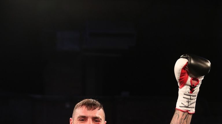 Lewis Ritson makes next defence of British title on March 24, live on Sky Sports