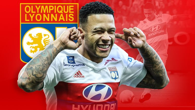 The talented Memphis Depay is beginning to find his best form for Lyon