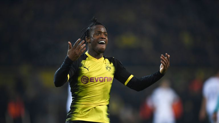 Michy Batshuayi put his Chelsea woes behind him in an impressive loan spell with Dortmund