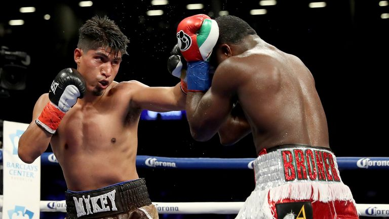 Mikey Garcia has a fourth weight division title in his sights