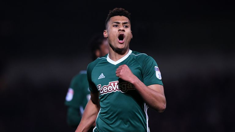 Brentford's Ollie Watkins could be set for a strong season
