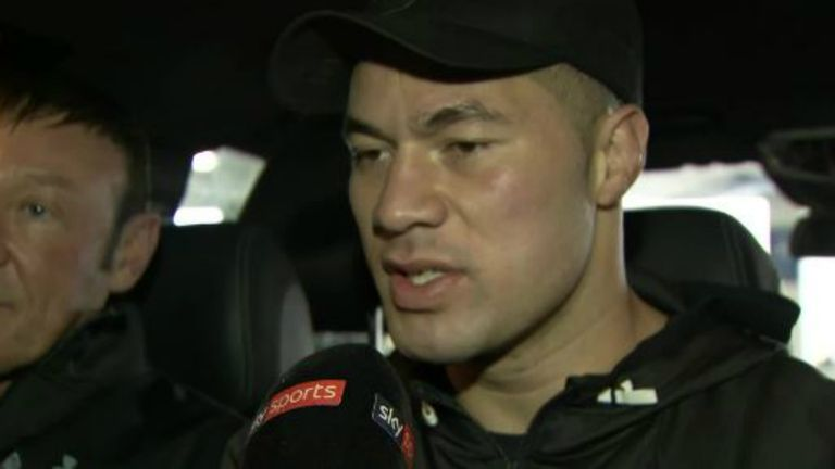 Joseph Parker has vowed to put on the performance of his life on March 31