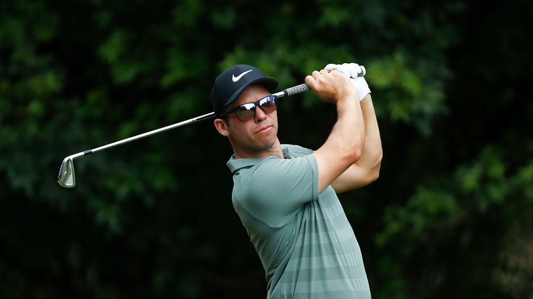 Paul Casey is out of The Players Championship