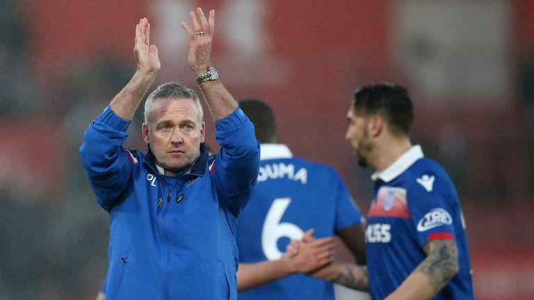 Paul Lambert won't keep Stoke in the top flight, believes Le Tissier