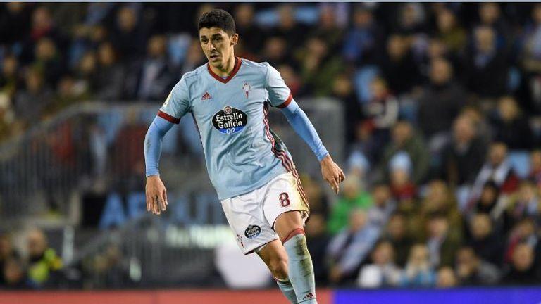 Pedro Pablo Hernandez of Celta Vigo