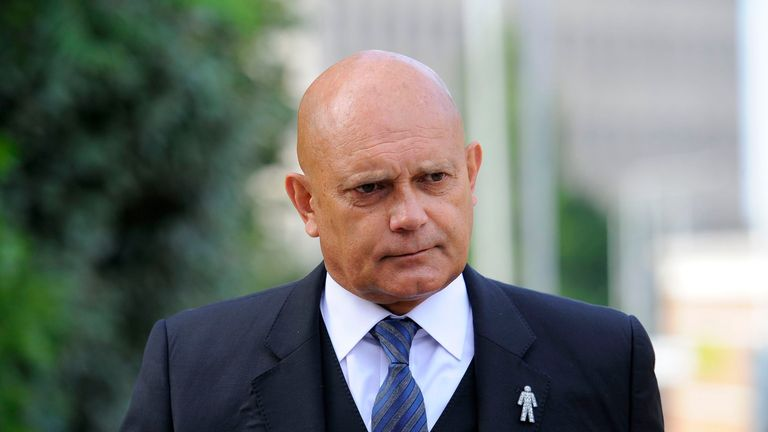 Former England captain Ray Wilkins is critically ill in hospital