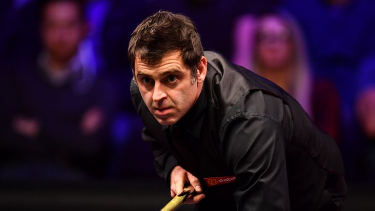 Ronnie O'Sullivan racked up a fifth title in one season in Wales