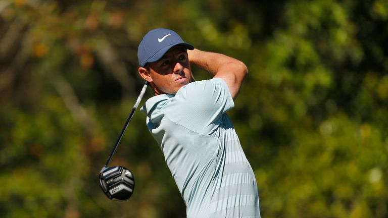 McIlroy is without a top 10 on the PGA Tour since the WGC-Bridgestone Invitational in August